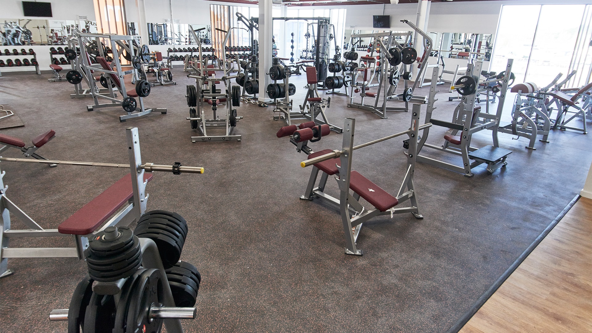 Cheap Gym In Stockton From 163 17 99 Per Month Trugym