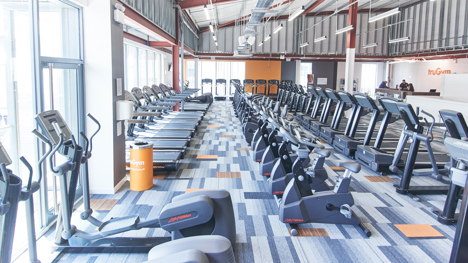 Cheap Gym In Uxbridge From 163 12 99 Per Month Trugym
